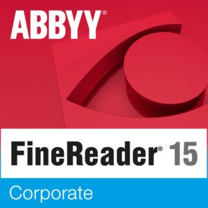 ABBYY FineReader Corporate Trial